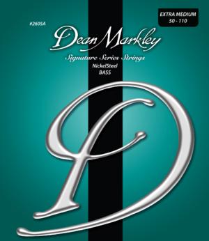 Dean Markley NickelSteel Bass Signature Series Extra-Medium XM Strings