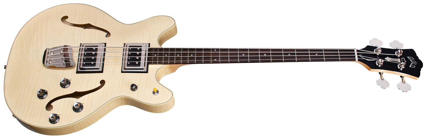 Guild Guitars Starfire Bass II - Flamed Maple