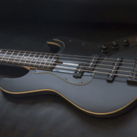 Jericho Guitars Introduces the Alpha 5 Bass