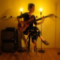 Sanne Verbogt: Microtonal Pop Bass