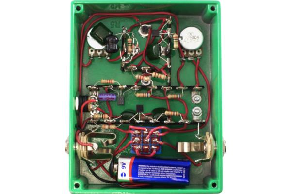 MOD Kits DIY Unveils the Rock Bottom Bass Fuzz Pedal Kit