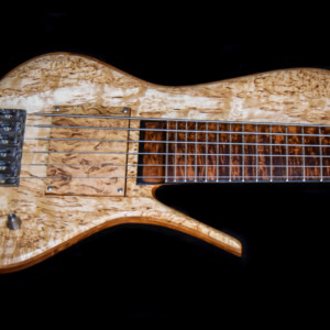 Bass of the Week: Tuli Basses HIILYX