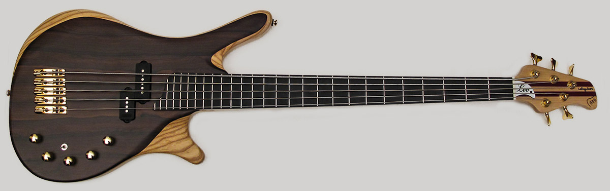 Amnesia Guitars Leo Bass