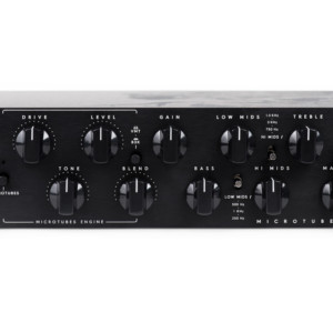 Darkglass Electronics Unveils Limited Edition Microtubes 900 Bass Amp