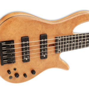 Fodera Unveils the Madrone Burl Monarch 5 Standard Special Bass