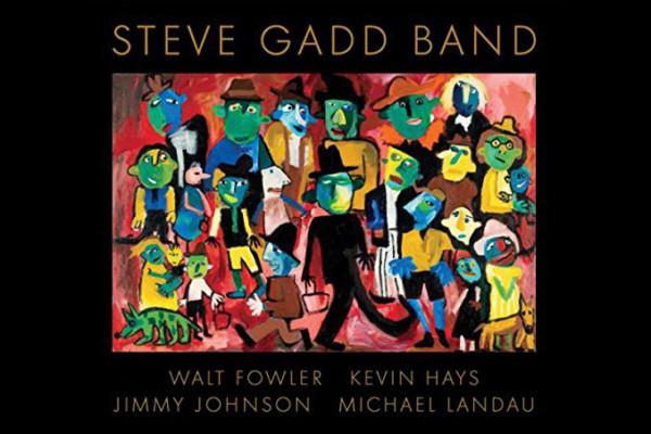 Jimmy Johnson Featured on New Steve Gadd Band Album