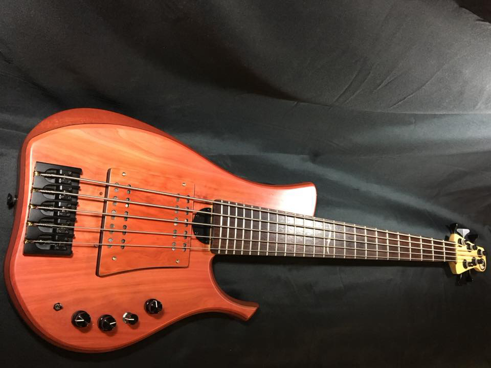 Swan Custom Basses LG II Bass 2