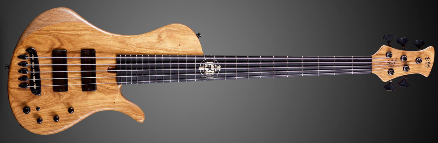 Boldogh Guitars EBS 30th Anniversary Bass