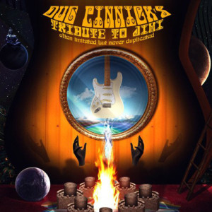 """Dug Pinnick Releases """"Tribute to Jimi: (Often Imitated but Never Duplicated)"""""""