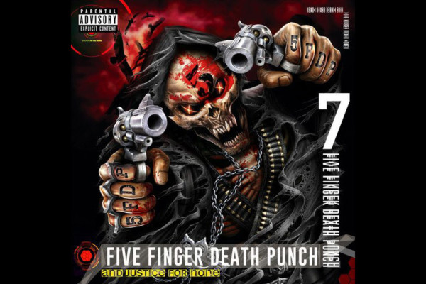 "Five Finger Death Punch Releases ""And Justice For None"""