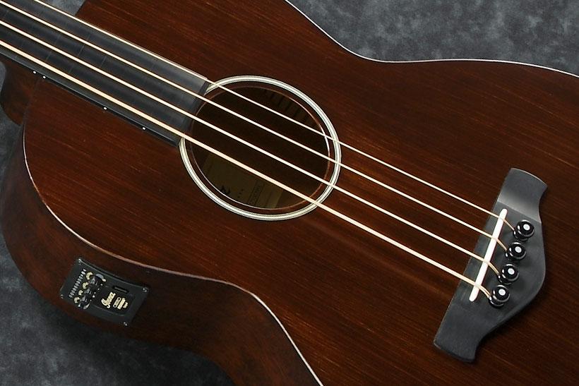 Ibanez AVNB1FE Bass Detail