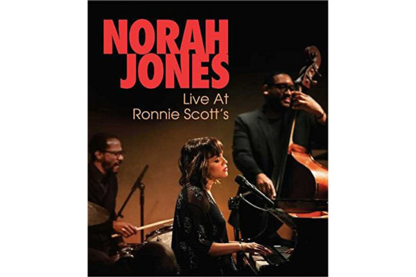 Norah Jones Releases Live DVD with Brian Blade and Chris Thomas