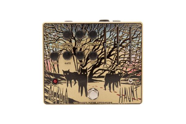 Old Blood Noise Endeavors Introduces the Alpha Haunt Fuzz Pedal