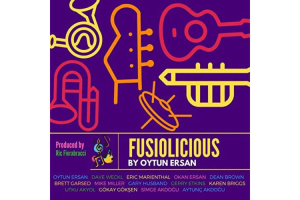"Oytun Ersan Releases ""Fusiolicious"""