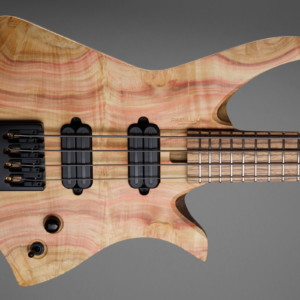 Bass of the Week: Padalka Guitars Neptune Bass No. 125