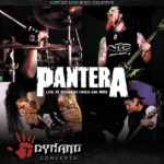 "Pantera Releases ""Live At Dynamo Open Air 1998"""