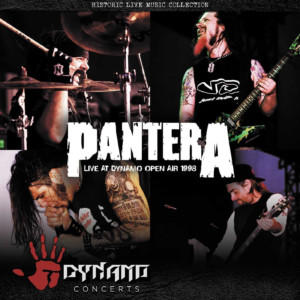 """Pantera Releases """"Live At Dynamo Open Air 1998"""""""