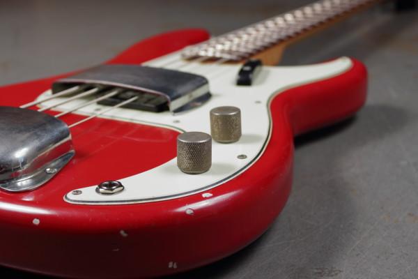 Bass of the Week: Pittman P-Style Bass