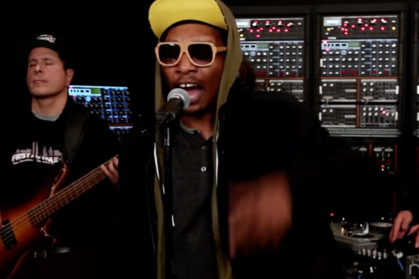 Deltron 3030: Nobody Can