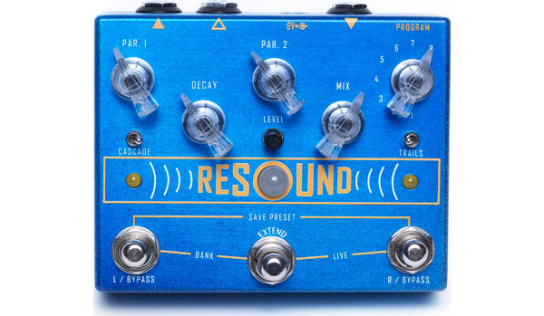 Cusack Music Introduces Resound Reverb