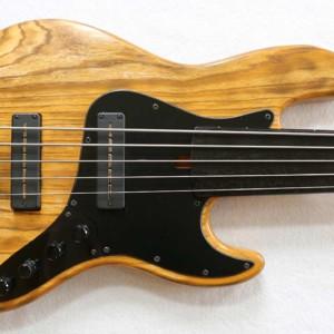 Bass of the Week: Devon Bass J5 Classic Fretless