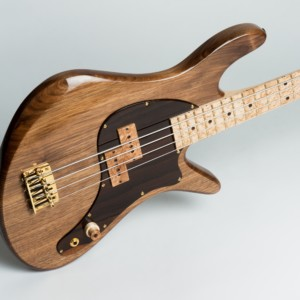 Bass of the Week: Frederiek de Vette P-Style Bass