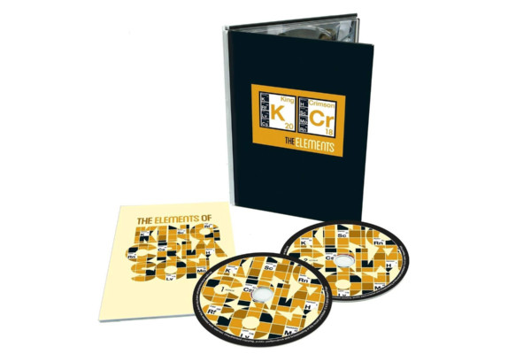 "King Crimson Releases ""Elements Tour Box Set 2018"""
