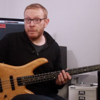 Stuart Clayton: Fingerstyle Funk Line with Double Stop Chords