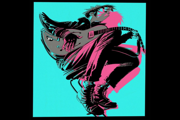 "The Gorillaz Return with ""The Now Now"""