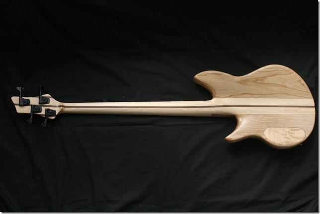 AJR Guitarmods Swift Lite Bass Back