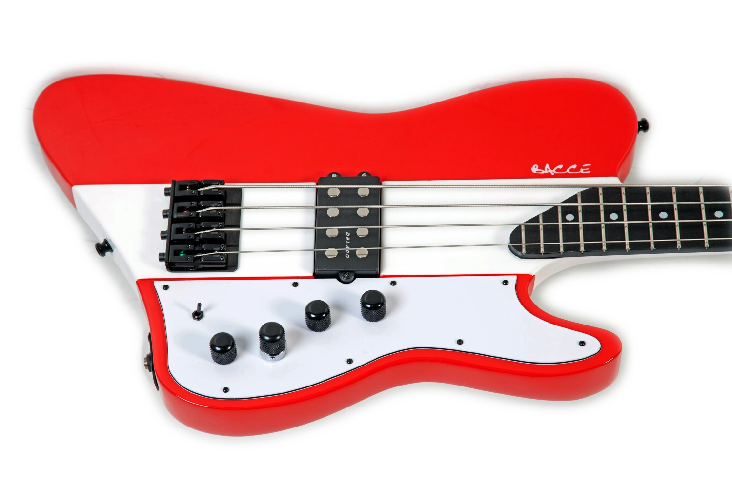 Bacce Guitars Anya 4 Powerbass Body