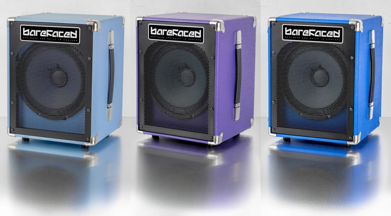 Barefaced Audio Rainbow One10 Bass Cabinets