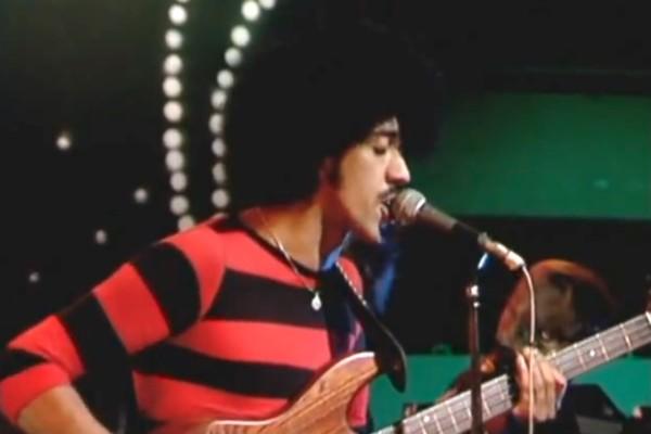 Phil Lynott: Ode To A Black Man, Live