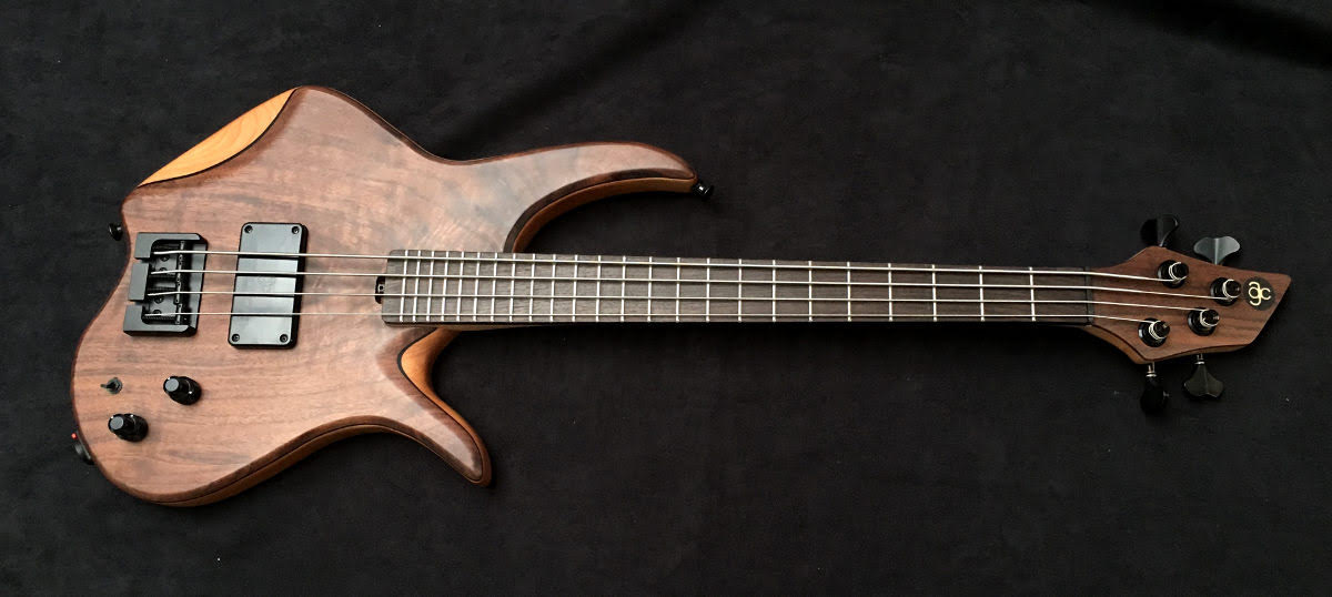 AC Guitars Micro Krell Bass