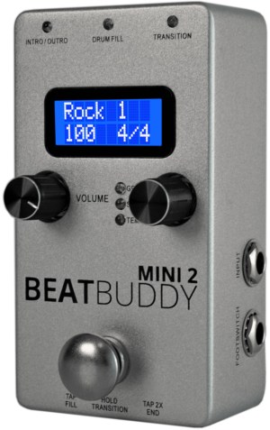 BeatBuddy Mini 2 Drum Machine Pedal