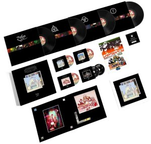 Led Zeppelin: The Song Remains the Same Super Deluxe Box Set