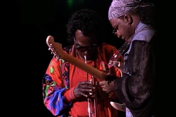 Miles Davis: Human Nature (Live)