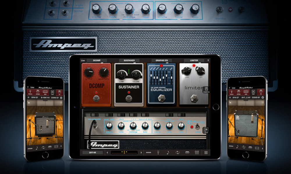 IK Multimedia Ampeg Collection 2 for Amplitube