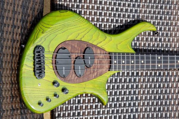 Bass of the Week: John Sullivan Custom Bass