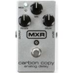 MXR Unveils 10th Anniversary Carbon Copy Analog Delay Pedal