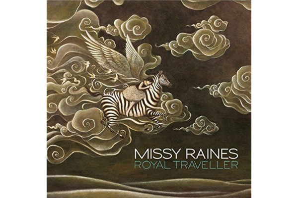 "Missy Raines Releases ""Royal Traveller"""