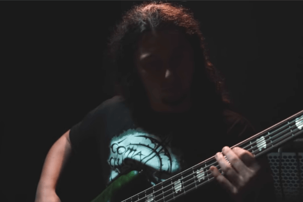 "Olivier Pinard: Cryptopsy's ""Fear His Displeasure"" Bass Playthrough"
