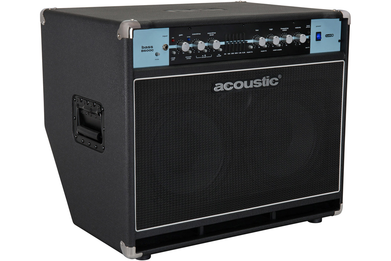 Acoustic Amplification B600C Bass Combo Amp