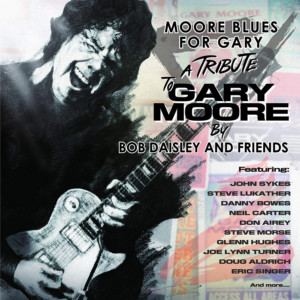 Bob Daisley Releases Gary Moore Tribute Album