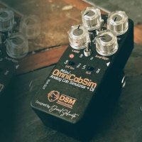 DSM Noisemaker Announces the OmniCabSim Mini Pedal