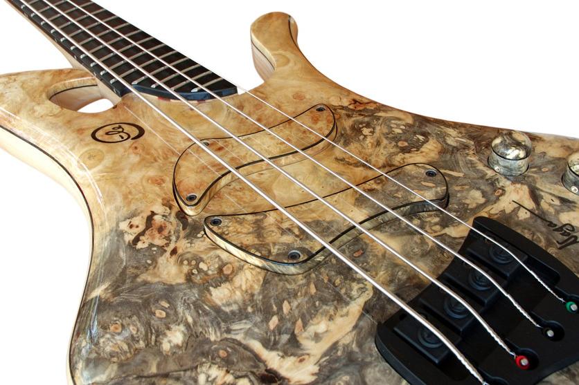 Ele Basses Naga Bass Pickups
