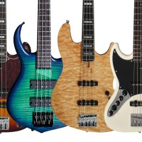 Sire Guitars Unveils 2nd Generation Marcus Miller Basses