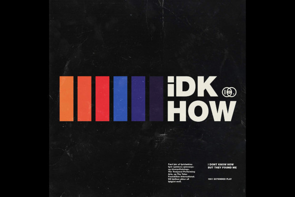 "Dallon Weekes and iDKHOW Release ""1981 Extended Play"""