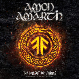 Amon Amarth Celebrates 25 Years with Documentary and Live Album