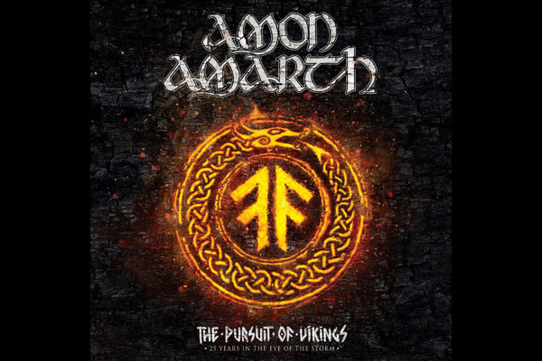 Amon Amarth Celebrates 25 Years with Documentary and Live Album
